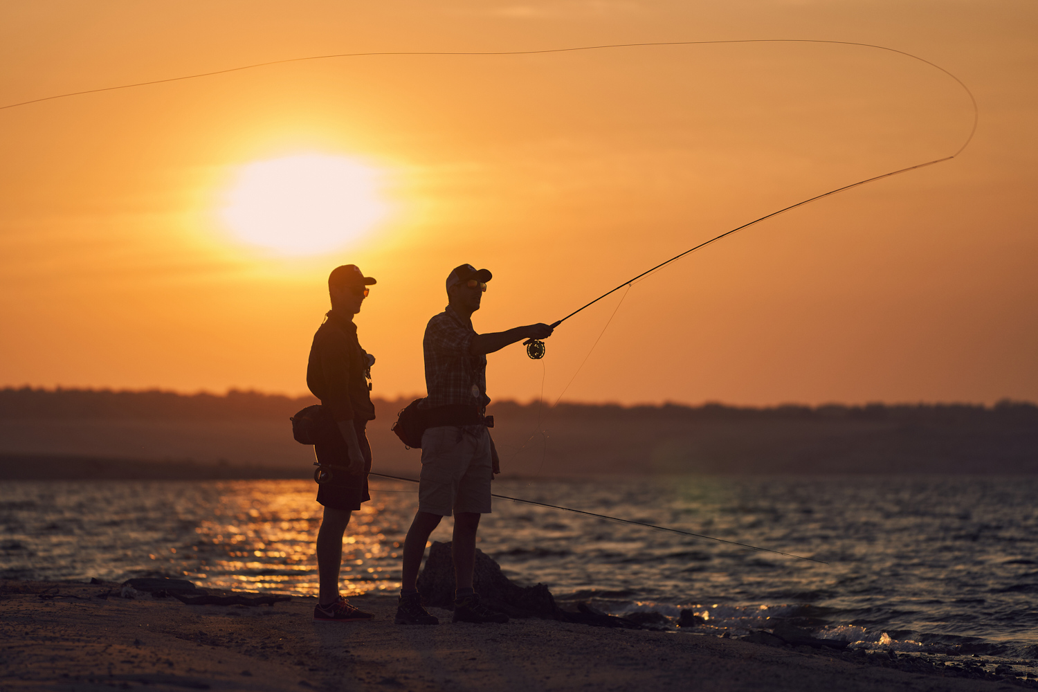 Fly fishing guides Spain